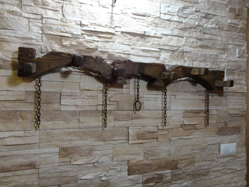 Todorusticotoledo percheros - Percheros de madera rusticos ...