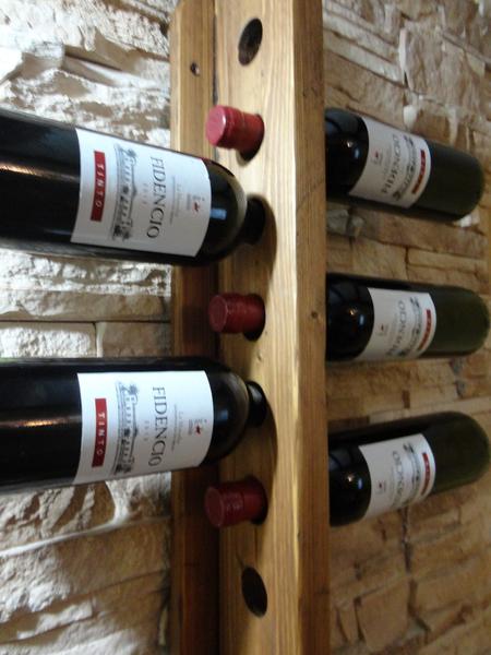 Todorusticotoledo botelleros coperos - Botelleros de madera para vino ...