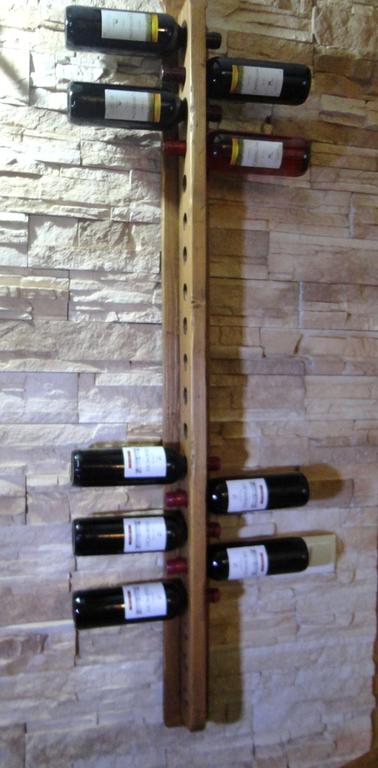 Todorusticotoledo botelleros coperos - Botellero de madera para vino ...