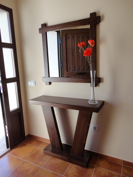 Todorusticotoledo recibidores aparadores muebles de entrada - Muebles para entradas recibidores ...